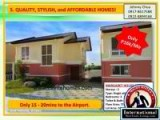 Imus, Cavite, Philippines Single Family Home  For Sale - 3BDRM, MARGARET HOUSE AND LOT FOR SALE