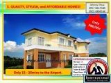 Imus, Cavite, Philippines Townhome For Sale - LANCASTER ESTATES, CATHERINE TOWNHOUSE