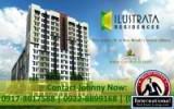 Quezon City, Metro Manila, Philippines Condo For Sale - ILUSTRATA RESIDENCES CONDO, 1BDRM UNIT