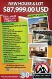 Chuburna Puerto, Yucatan, Mexico Single Family Home  For Sale - PRE-SELL BEACH HOME