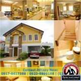 Imus, Cavite, Philippines Single Family Home  For Sale - VIVIENNE MODEL, BELLEFORT ESTATES HOUSE