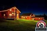 Karpenisi, Evrytania, Greece Inn Lodge  For Sale - 6 Well-designed Chalets in an Enterprise