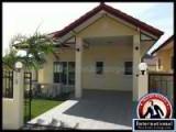 Pattaya, Chonburi, Thailand Villa For Sale - BB-H1228  Great Dea Brand New House