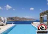 Mykonos, Cyclades, Greece Villa For Sale - Unique Modern Villa, Myconos