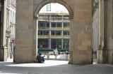Begging In Merchant City