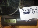 McCulloch SP125