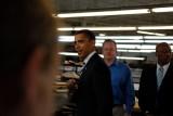 Barack Obama Visits Cape Girardeau, MO