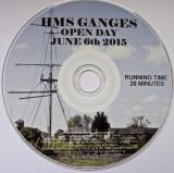 HMS GANGES and Shotley Gate