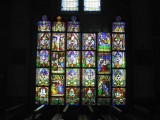 A l'intérieur de Notre-Dame