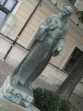 Statue de Saint François d'Assise