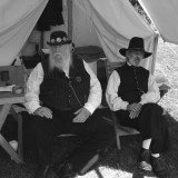 Civil War re-enactment in Sidney Center NY