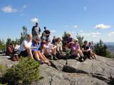 Caribou hike, 9/28/13