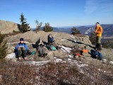 Moat Mt Ridge 11/30/13