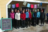 NENSA Women's Cross Country Ski Day 2/9/14