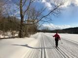 Jackson, NH XC skiing 1/29/17