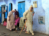 Morocco's colourful people