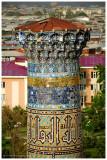 Sher-Dor Madrasah minaret