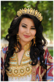 young bride in Bukhara