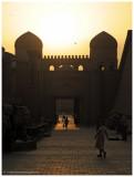 Ichon Qala (old town) western gate