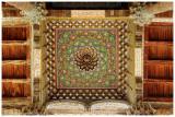 Bolo-Hauz Mosque - ayvan detail