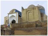 Shah-i-Zinda entrance