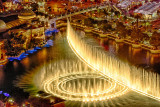 Las Vegas Fountains Display