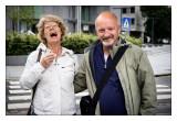 Eva and Roy in Bergen