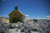 Fort Rock Ghost Town