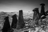 Metolious River Balancing Rocks