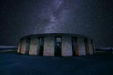 Stonehenge, Washington at night