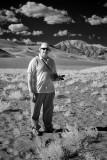 Jim at the dunes.