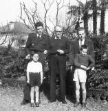 Les hommes de la famille Butel, années '40