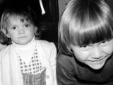Noël 1976 avec les neveux