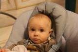 Maïka, 1 an et demi