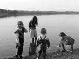 Lac de Mielan (Gers) 11 Nov. 1981