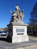 Monument aux morts de 14-18 à son emplacement original
