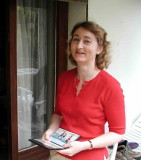 Jennie en France en 2003 et photos de sa famille