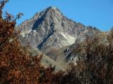 Pic Palas (2974 m) versant Ouest.