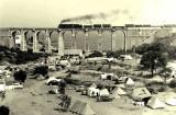 Le petit train d'Anthéor, 1955