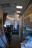 Upperdeck on the 747-8F