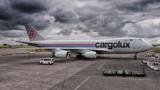 Cargolux in Nairobi