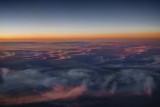 Cirrostratus over Northern Canada