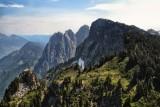 USA : Seattle, Washington, Cascade Mountains