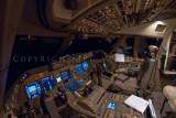 747-8 Flightdeck, as seen from Captains seat