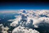 Convective clouds over Germany