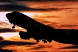 747-400 departure
