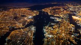 New York by sunrise