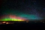 Northern Lights and Night Glow