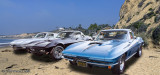 Corvettes 6 DD 11-15 THREE 1967 Crystal Cove.jpg