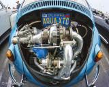 Cars WA DD 6-25-16 36 VW Beetle engine.jpg